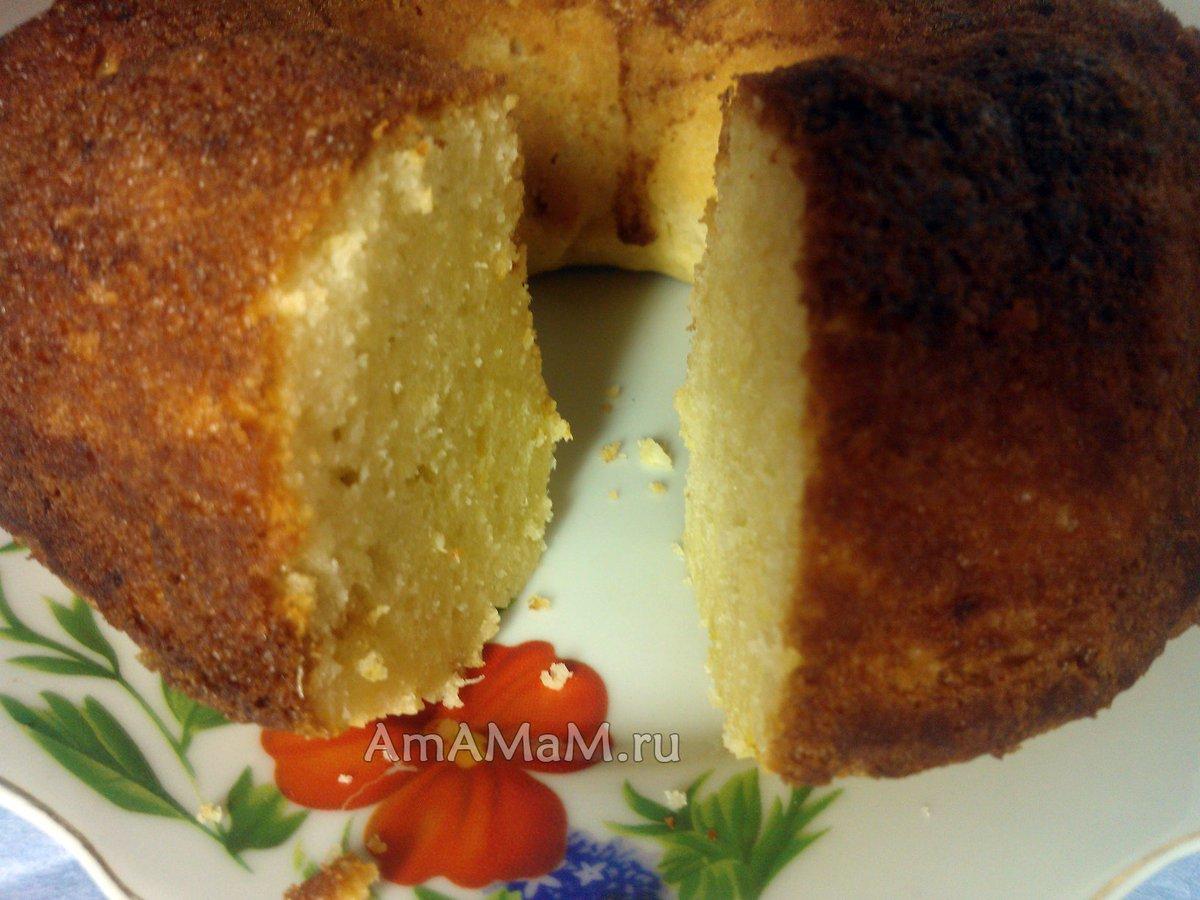 Творожный кекс с изюмом рецепт с пошагово простой рецепт в духовке