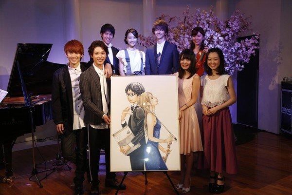 舞台「四月は君の嘘」安西慎太郎×和田雅成、幼なじみ役同士で和気藹々トーク