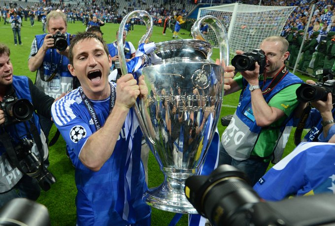Champions League: Europa League: Premier League:   FA Cup:    Happy birthday, Frank Lampard!