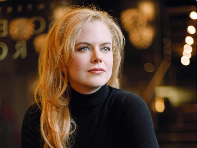 Today Nicole Kidman is 50 years old. Happy Birthday!