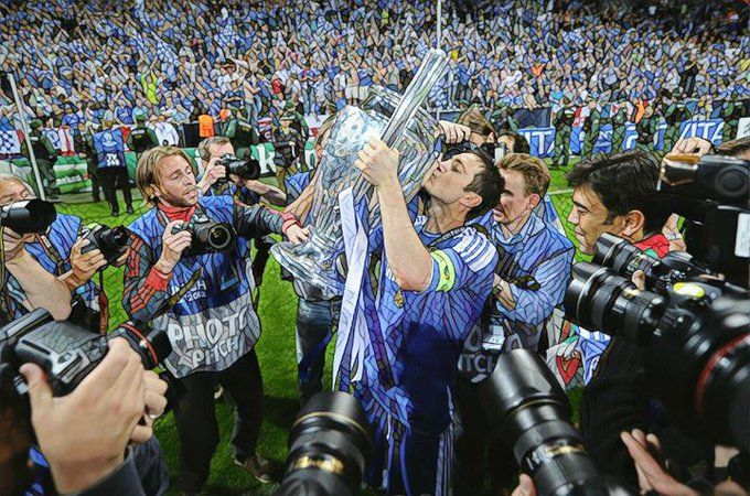 Happy birthday Frank Lampard, who helped bring Chelsea\s trophy dream to life in 2012