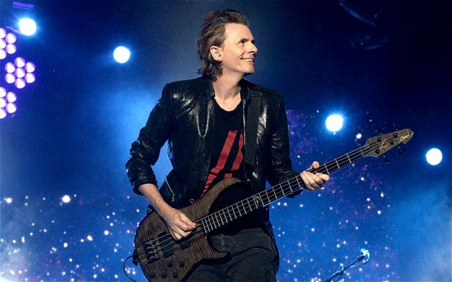 Happy 57th Birthday to Duran Duran bass player John Taylor!