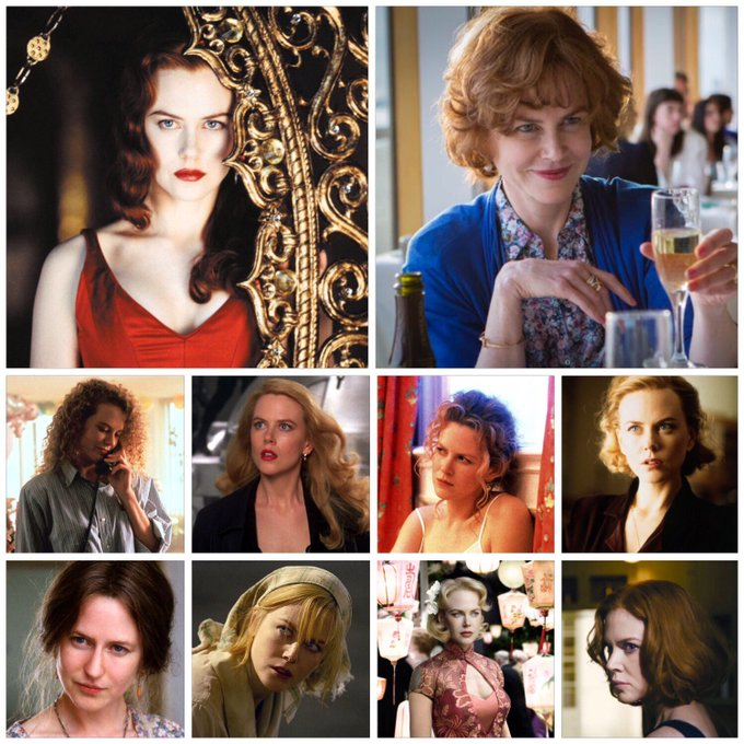 Happy 50th birthday to Nicole Kidman! Which of her performances is your favourite?