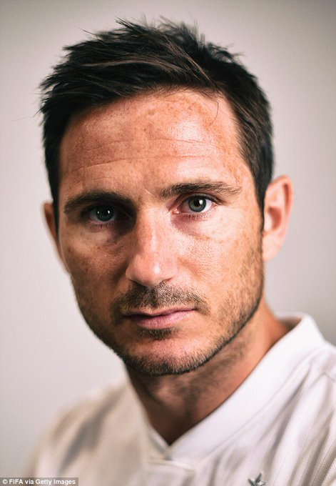 Happy Birthday to Frank Lampard