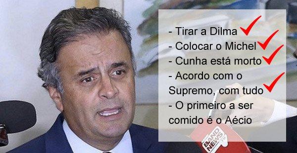 #AecioNaCadeia