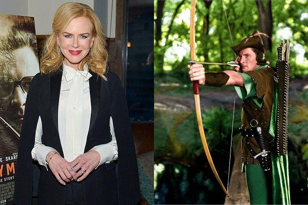 June 20: Happy Birthday Nicole Kidman and Errol Flynn