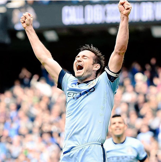Happy Birthday Frank Lampard !
