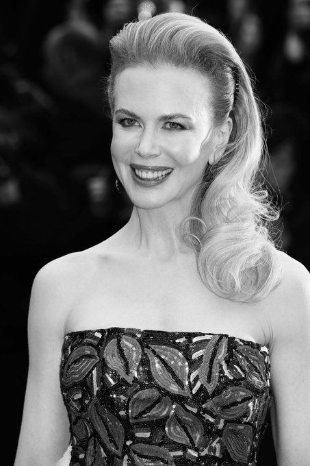Happy Birthday to Nicole Kidman, Australian actress and filmmaker.  © Olivier VIGERIE / SIGNATURES & CO / LUZ