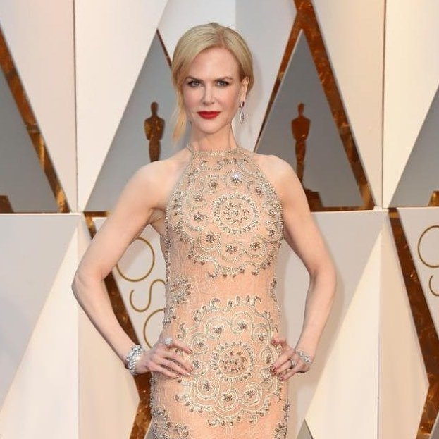 Happy birthday to Nicole Kidman who turns 50 today