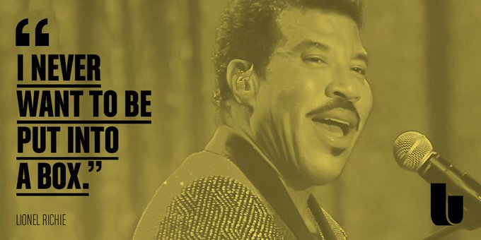 Happy birthday to the great Lionel Richie!