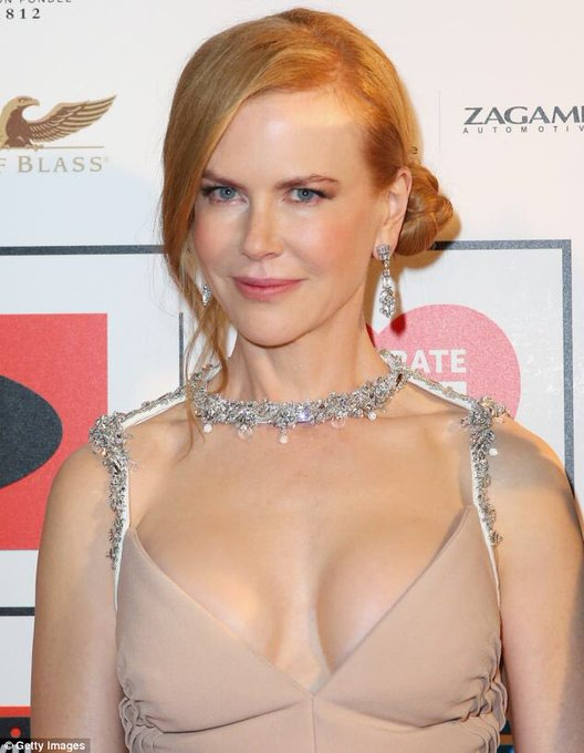 Happy birthday Nicole Kidman.