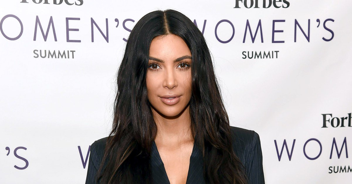Kim Kardashian addresses the blackface controversy surrounding her beauty ad: