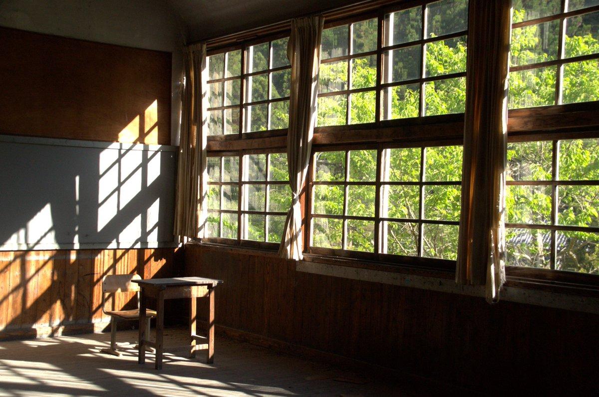 廃校はもう行き飽きた…と思いつつも、行ってみるとなんやかんや毎度楽しい。やはりあらゆるジャンルの中で一番ほっこりと優しく
