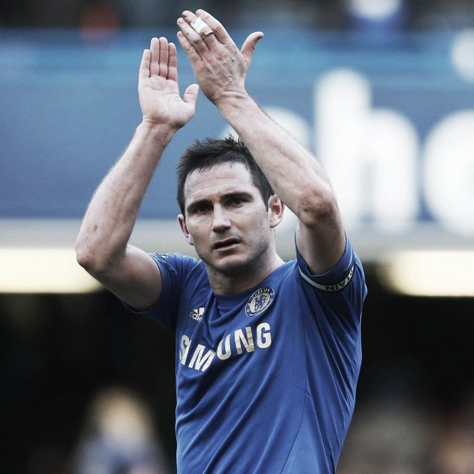 Happy birthday to the best player in the history of Chelsea football club. Frank Lampard.