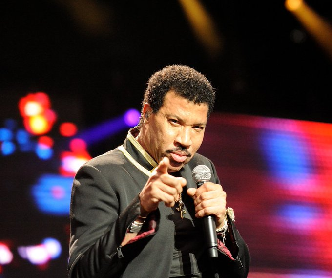 Happy Birthday to Lionel Richie have an awesome day.