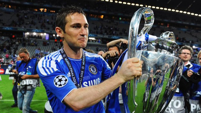 Happy birthday to my favourite player, one of, if not the greatest player to wear the shirt Frank Lampard.
