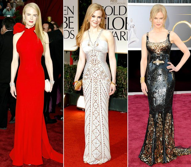 Happy 50th birthday to red carpet queen, Nicole Kidman!