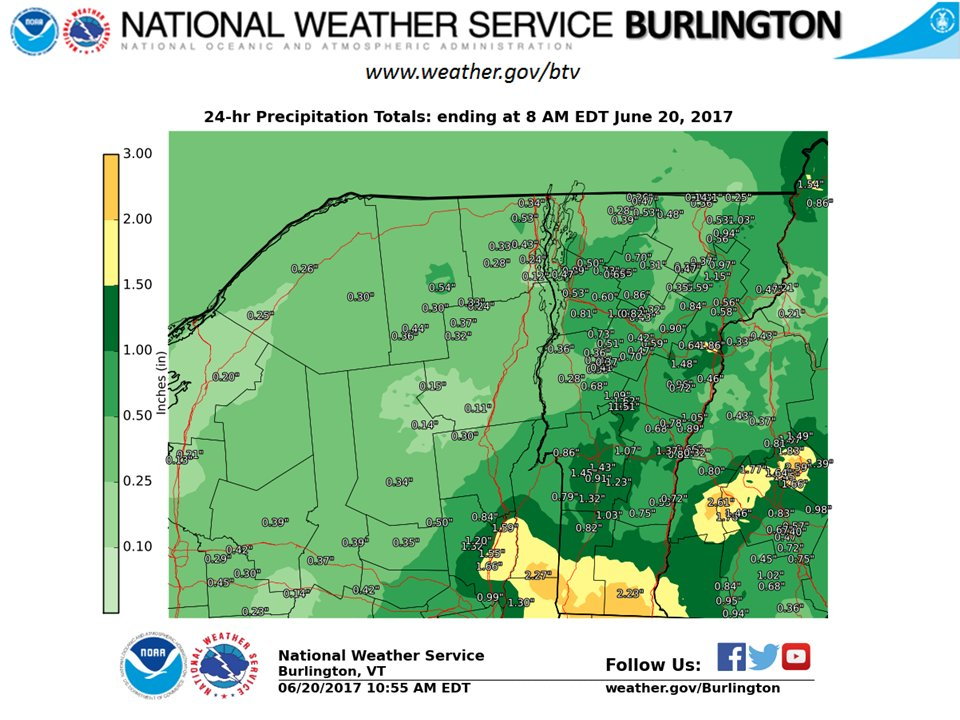 test Twitter Media - Here's some 24 hour #rainfall totals from across the North Country. #vtwx #nywx https://t.co/1T0CG6GTqF