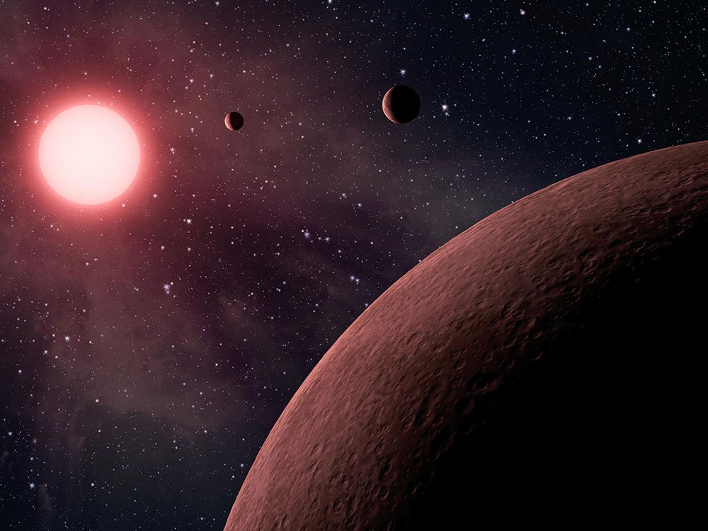 'We are probably not alone': NASA finds 10 new potentially habitable 'Earth-like' worlds