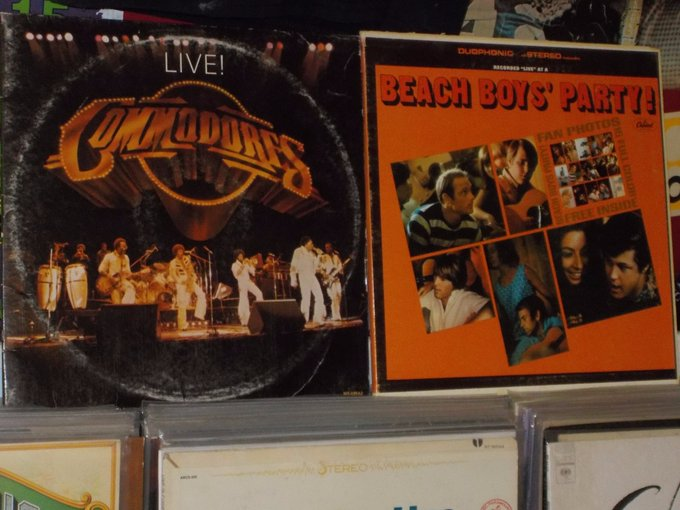 Happy Birthday to Lionel Richie of the Commodores & Brian Wilson of the Beach Boys