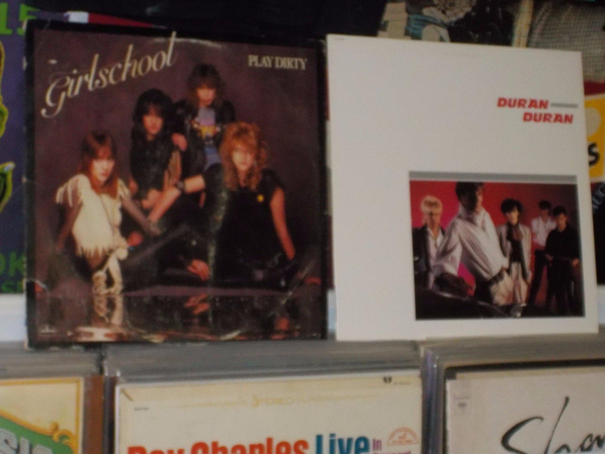 Happy Birthday to the late Kelly Johnson of Girlschool & John Taylor of Duran Duran