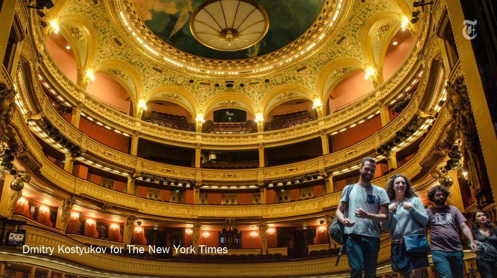 One for your Paris bucket list: the newly renovated Opéra Comique