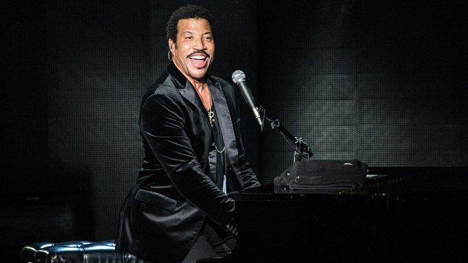 Happy Birthday to Lionel Richie