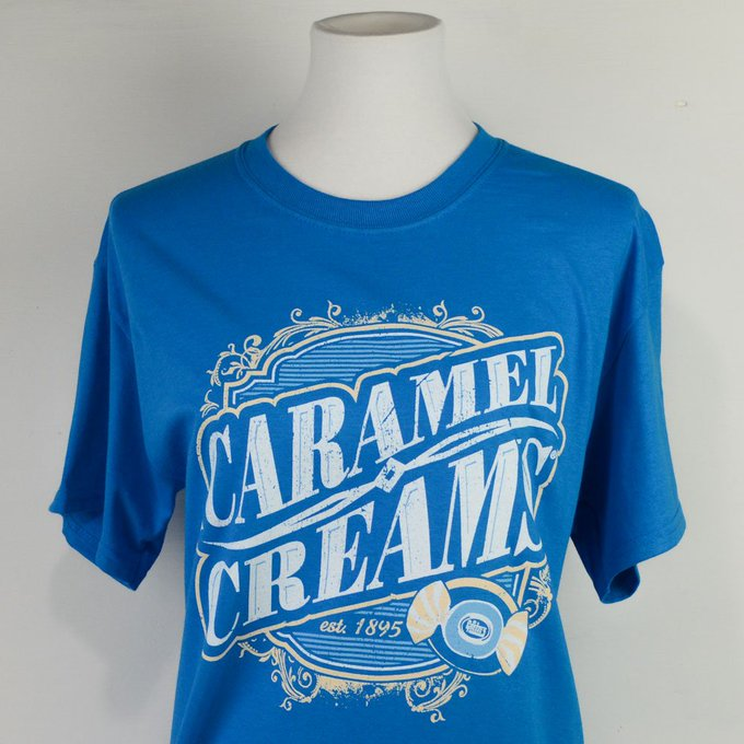 Caramel Creams Candy
