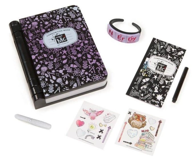 Project Mc2 A.D.I.S.N Journal + #Giveaway