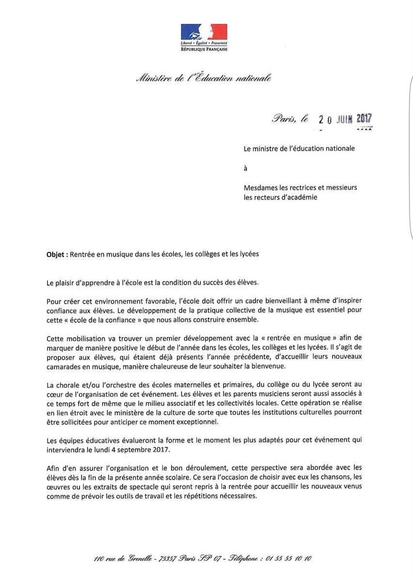Berühmt A la rentrée, des chorales dans les écoles ? - Libération CJ29