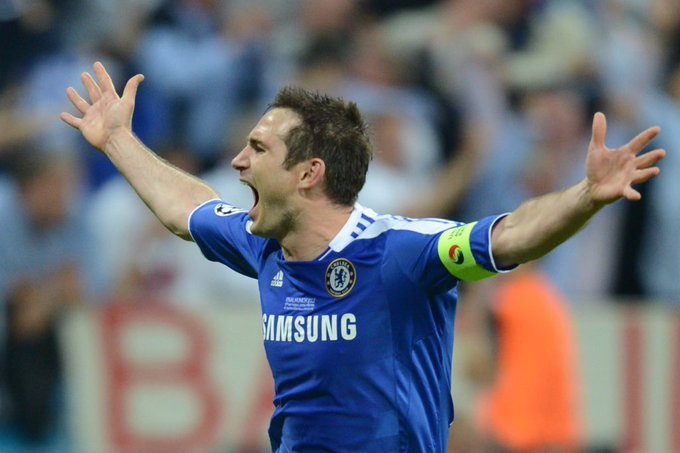 Happy Birthday Legend Frank Lampard