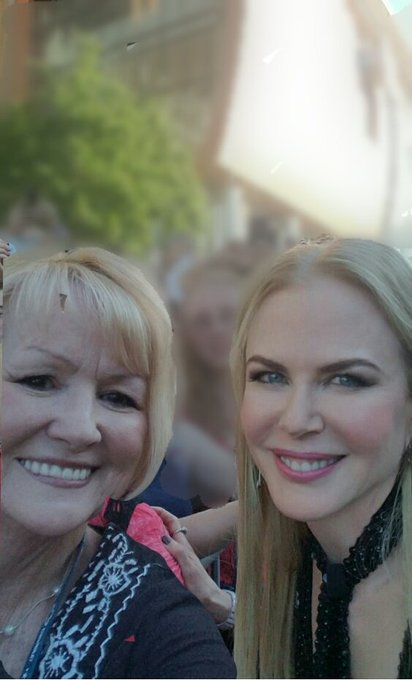 Happy birthday to Nicole Kidman.. The beautiful wife of the equally beautiful