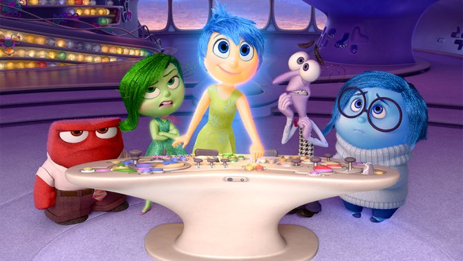 Child development expert claims Disney stole idea for