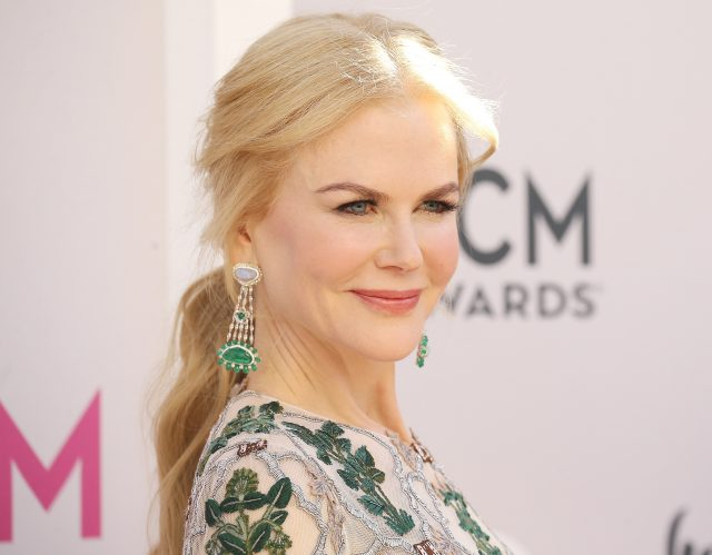 Happy 50th birthday, Nicole Kidman!