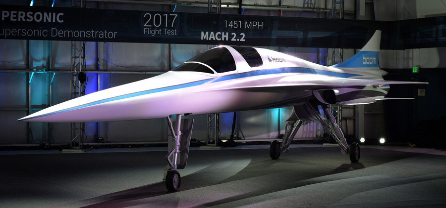 NY to Paris in 3,5 hours? Supersonic planes could be back by 2023