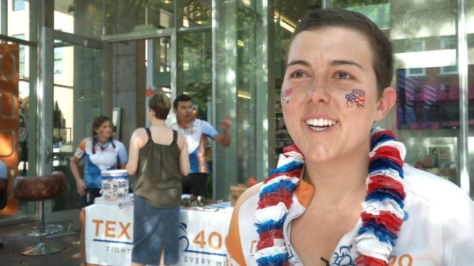Cedar Rapids woman rides 4,000 miles with team for cancer research
