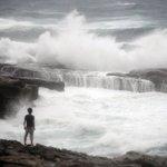One dead, 20,000 evacuated as tropical storm Nanmadol batters western Japan