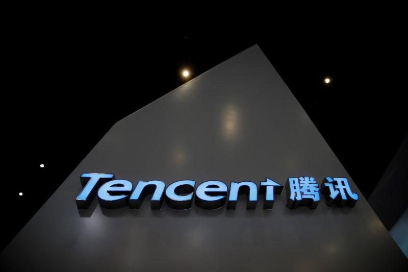 Tencent makes smart TV push in joint venture with China's biggest TV maker