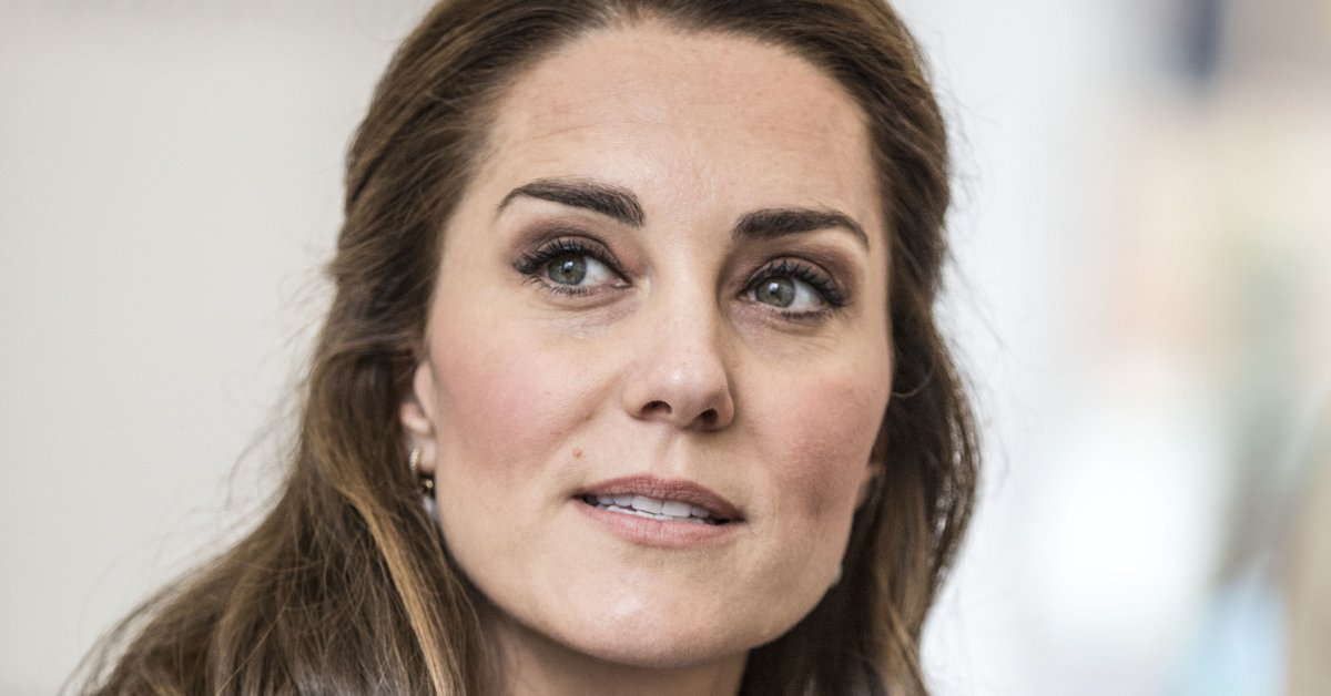 Kate Middleton has cut her hair we feel like we've just got the chop...