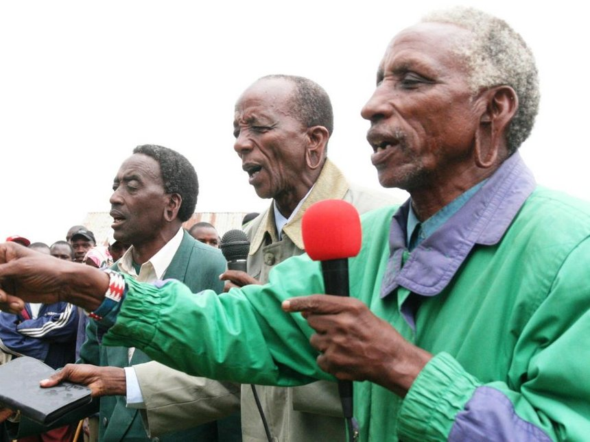 Police failing to curb signs of PEV in Naivasha - HRW