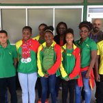 Grenada Swim Team Returns with Silver and 2 Bronze
