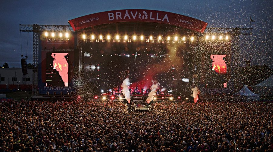 Swedish music festival cancels 2018 event after spate of rape cases