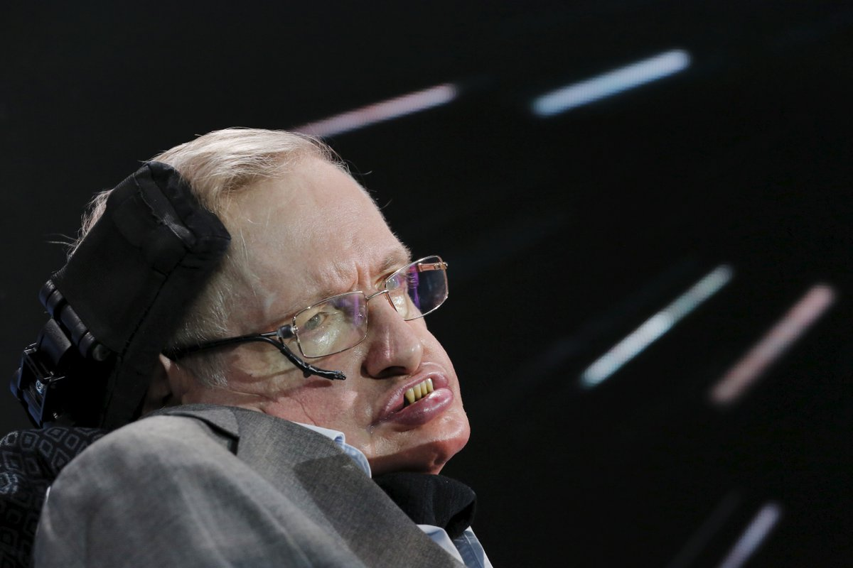 Stephen Hawking said Trump's Paris climate decision will make Earth as hot as Venus