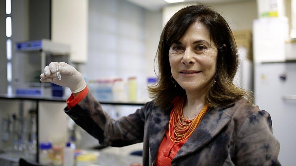WOMEN IN SCIENCE - Brazilian geneticist Mayana Zatz, tracking rare diseases