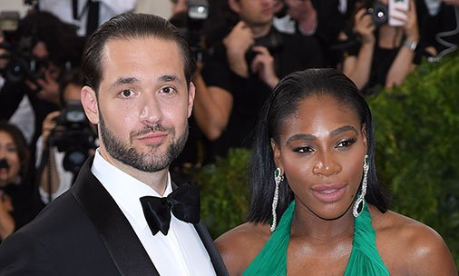 Serena Williams' fiancé Alexis Ohanian excited to take 'lengthy' paternity leave: