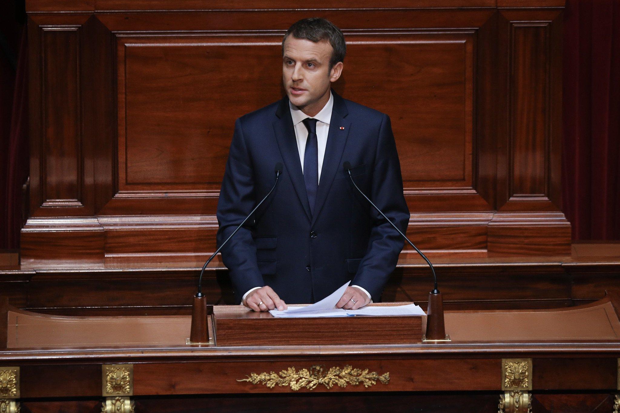 Nous devons, à chaque instant, être à la hauteur de cet espoir français. https://t.co/A8ka5DwnYc