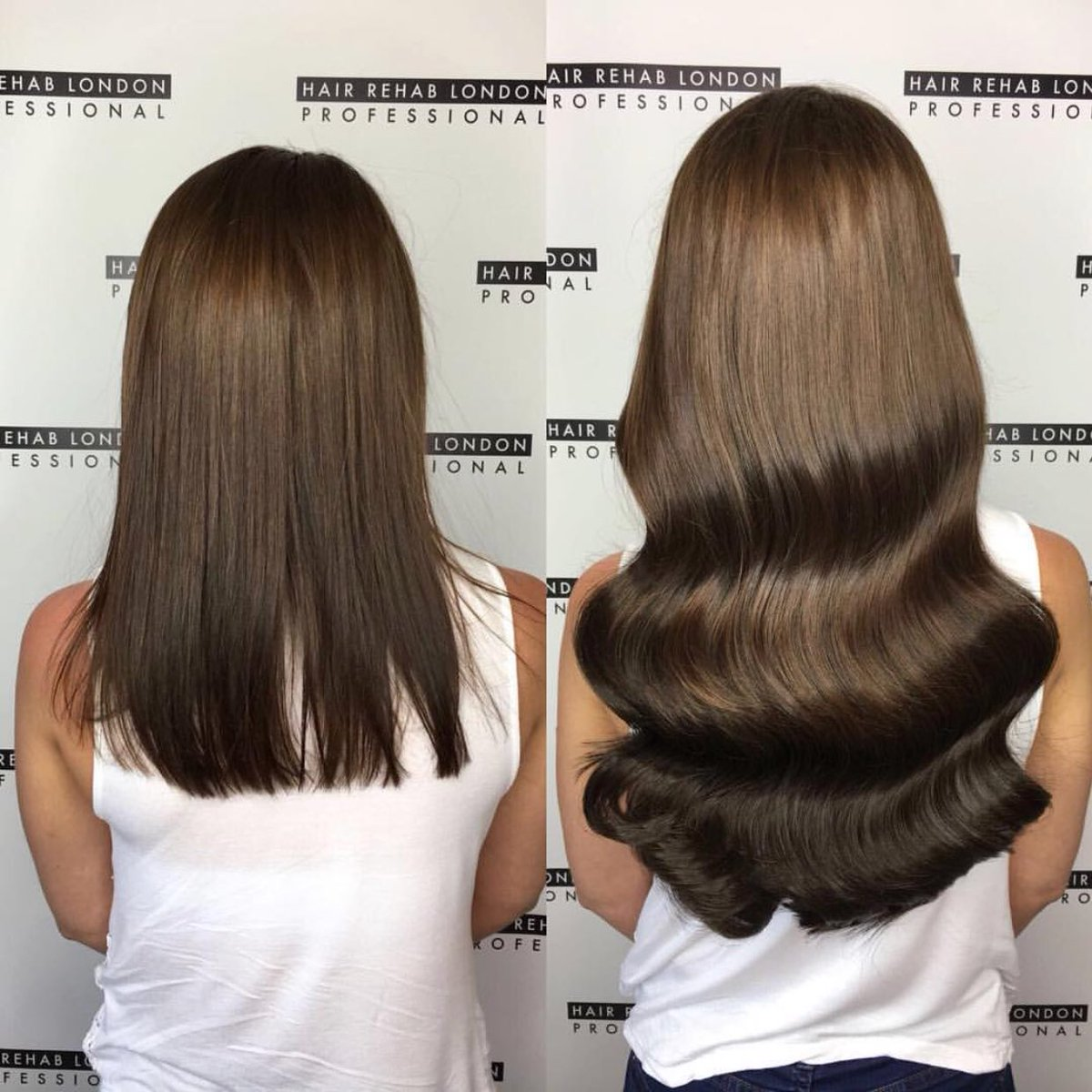 S E A M L E S S Leighgrant89 Doing Her Thing Using Our Salon Pro