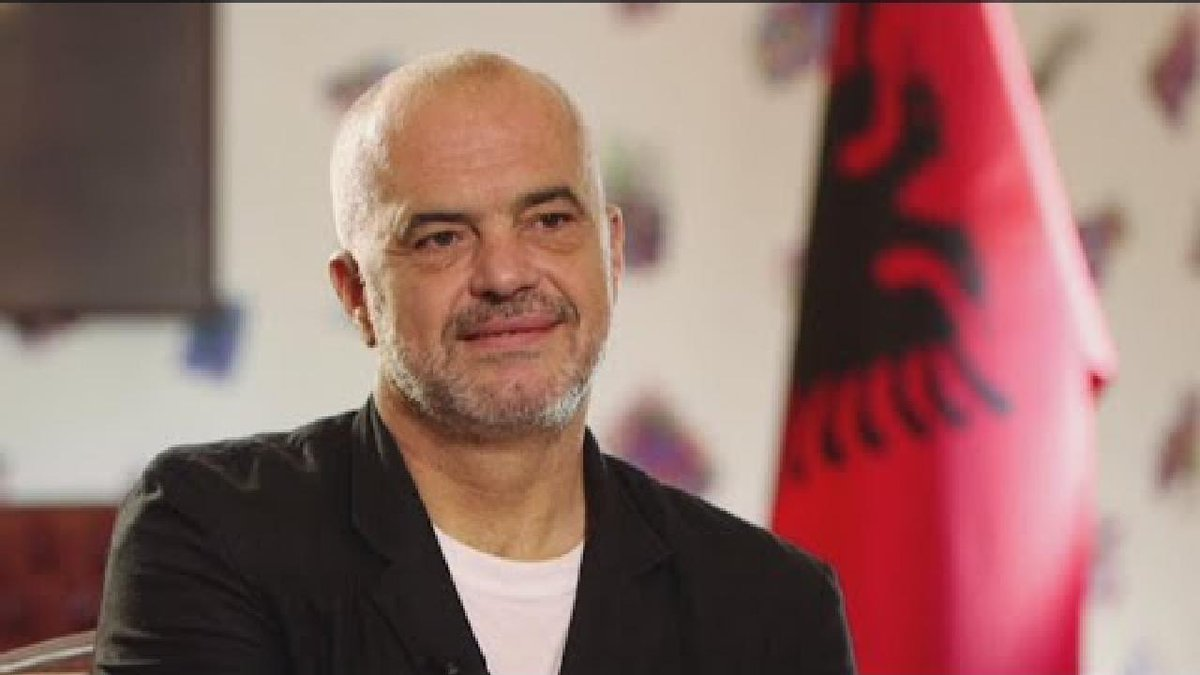 ?? Albanian PM: 'We are the most euro-optimistic nation in Europe'