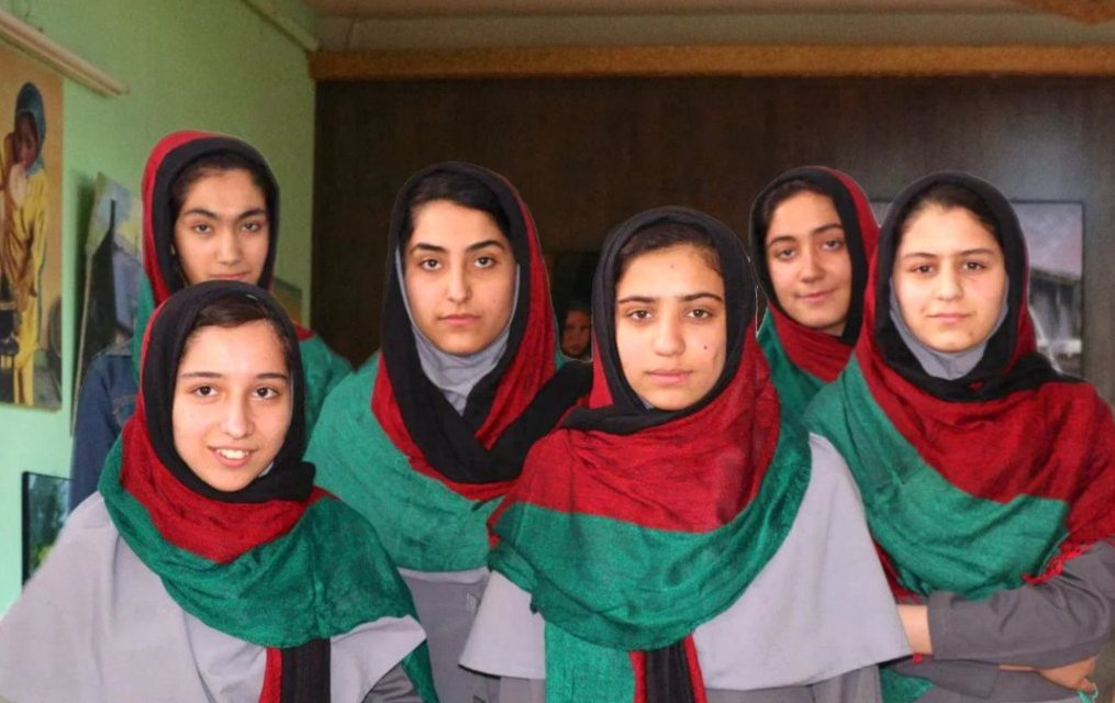 Visas denied for all-girl Afghanistan robotics team competing in U.S.