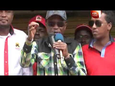 Garissa Governor Jama alleges plot to tarnish his name